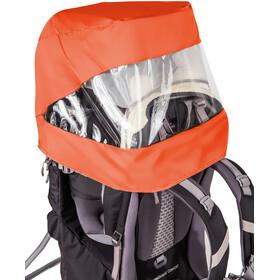 VAUDE Shuttle Combinación Protección Solar/Lluvia, orange